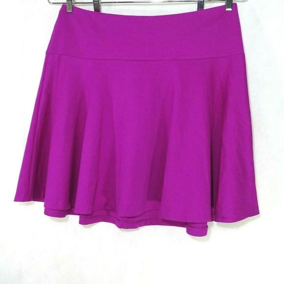 Lane Bryant Dresses & Skirts - Lane Bryant Stretch Knit Full Skirt Women Size 18W